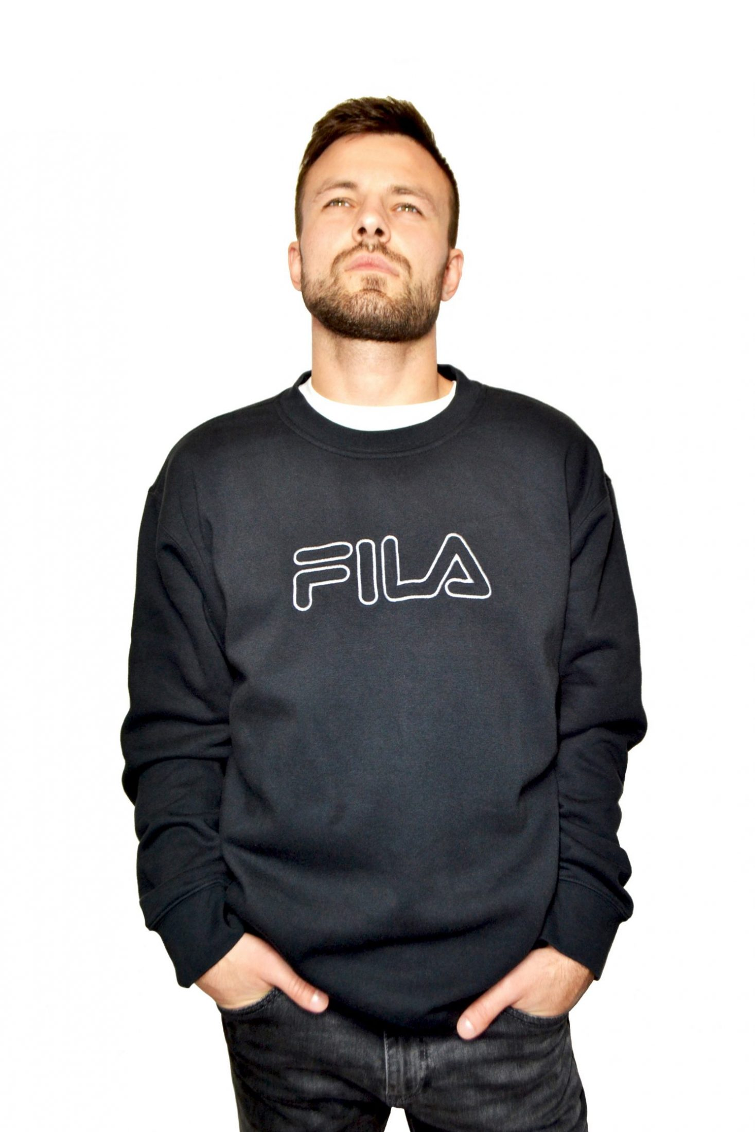 dae62472 FILA | Black sweatshirt