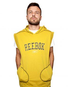 Reebok old school sport vest