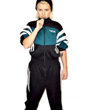 Vintage overall jumpsuit