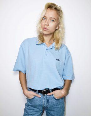 Umbro sport polo shirt