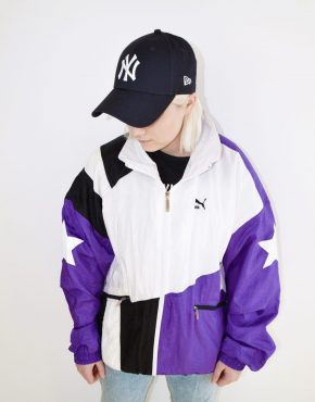Puma vintage shell jacket