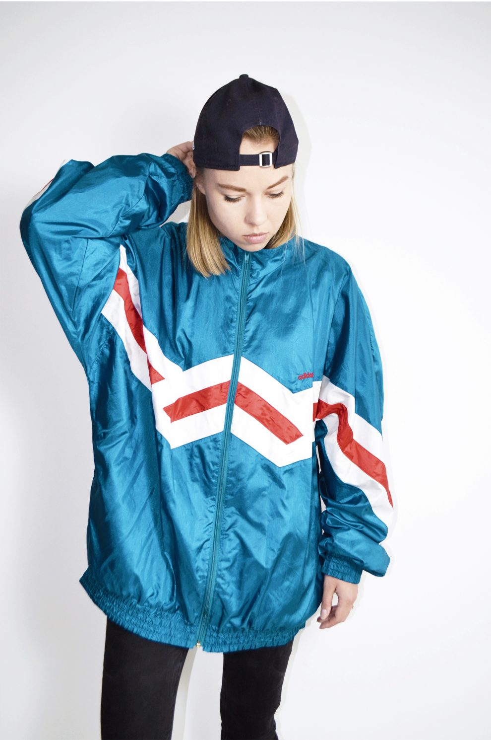 Vintage Adidas Originals Shell Jacket