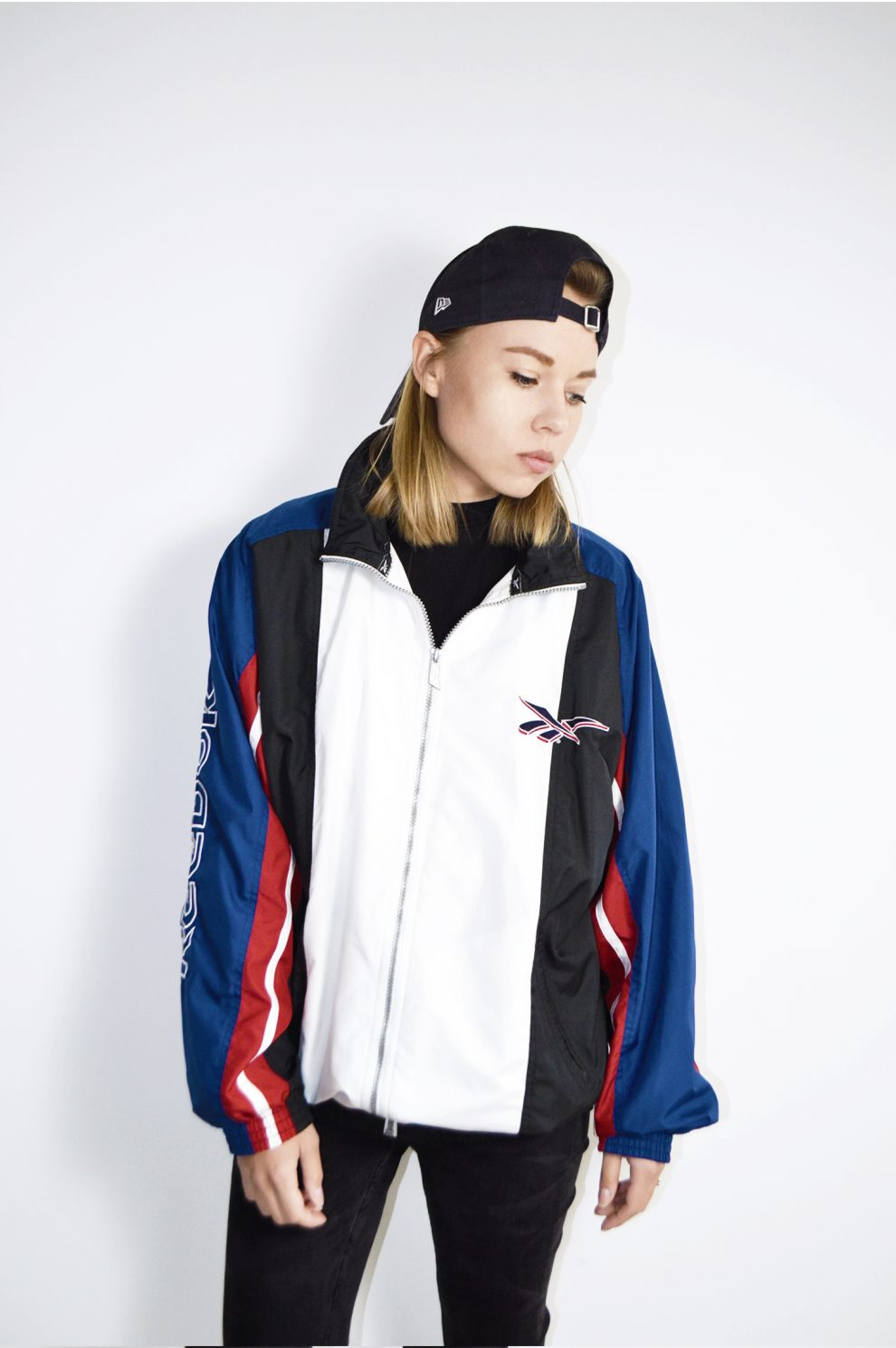 Reebok old school jacket - HOT MILK Vintage Clothes ...
