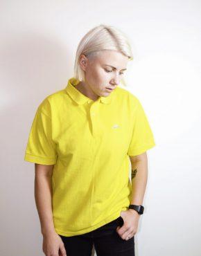 NIKE vintage polo shirt