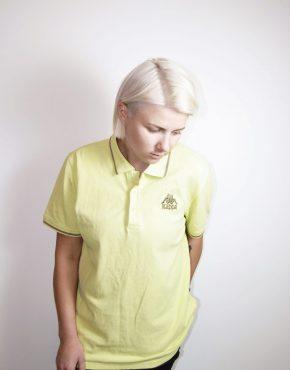 KAPPA vintage polo shirt