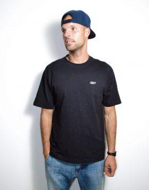 Reebok classic black t-shirt