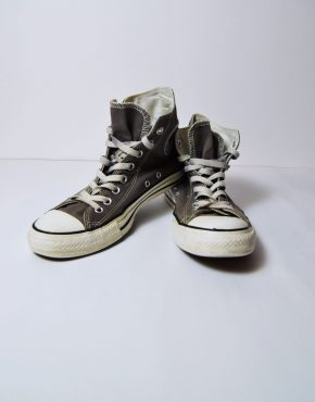 Converse grey classic sneakers