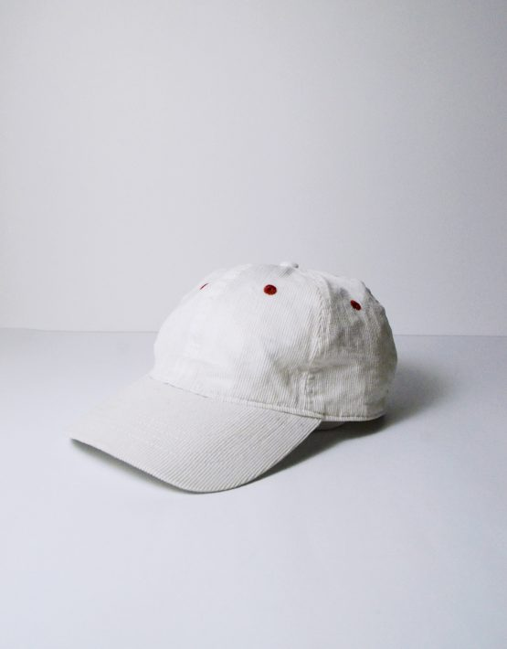 Urban Outfitters white baseball cap