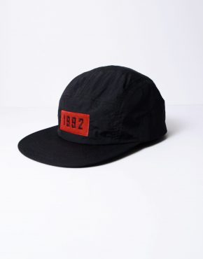 Urban Outfitters black snapback cap