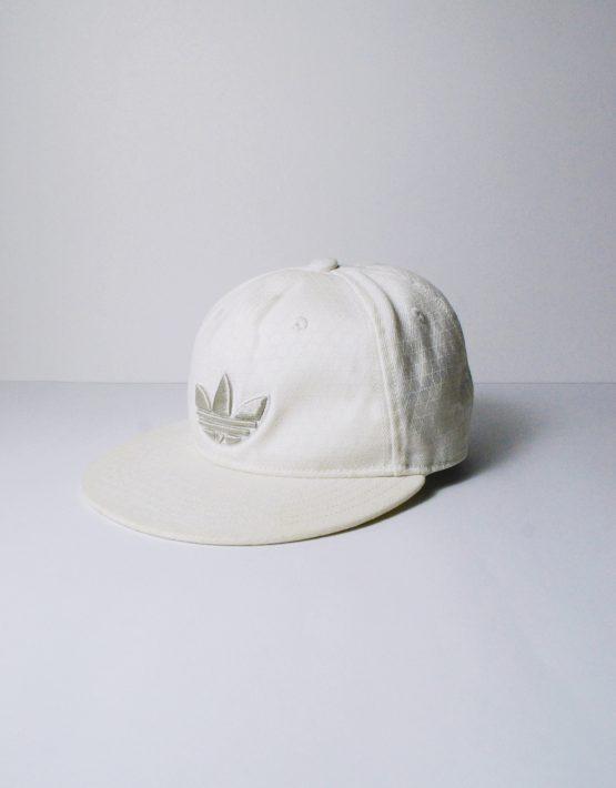 Adidas Originals white full cap