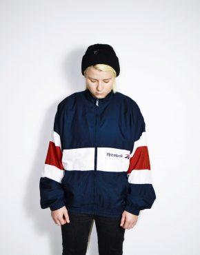 Reebok vintage shell jacket
