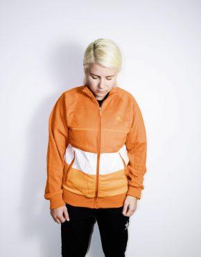 Adidas women track jacket