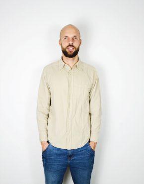 Velvet mens shirt