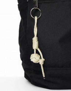 Nautical rope keyring