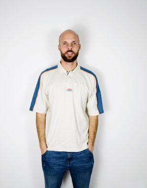 Umbro vintage polo shirt