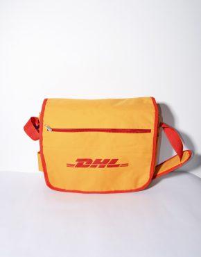 DHL yellow bag