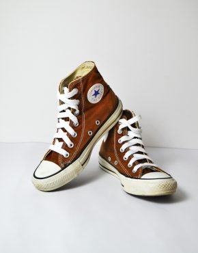 Converse brown womens sneakers
