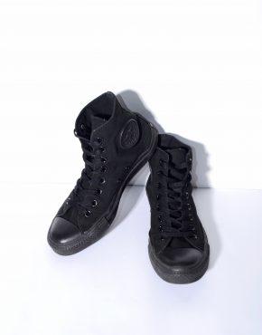 Converse black women's sneaker