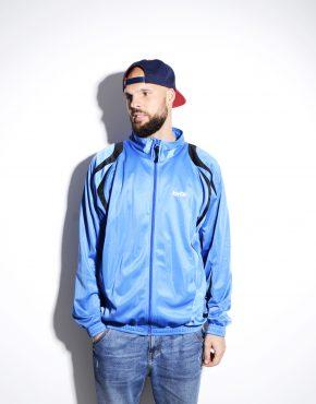 Vintage blue track jacket