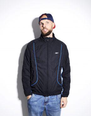 REEBOK black shell jacket