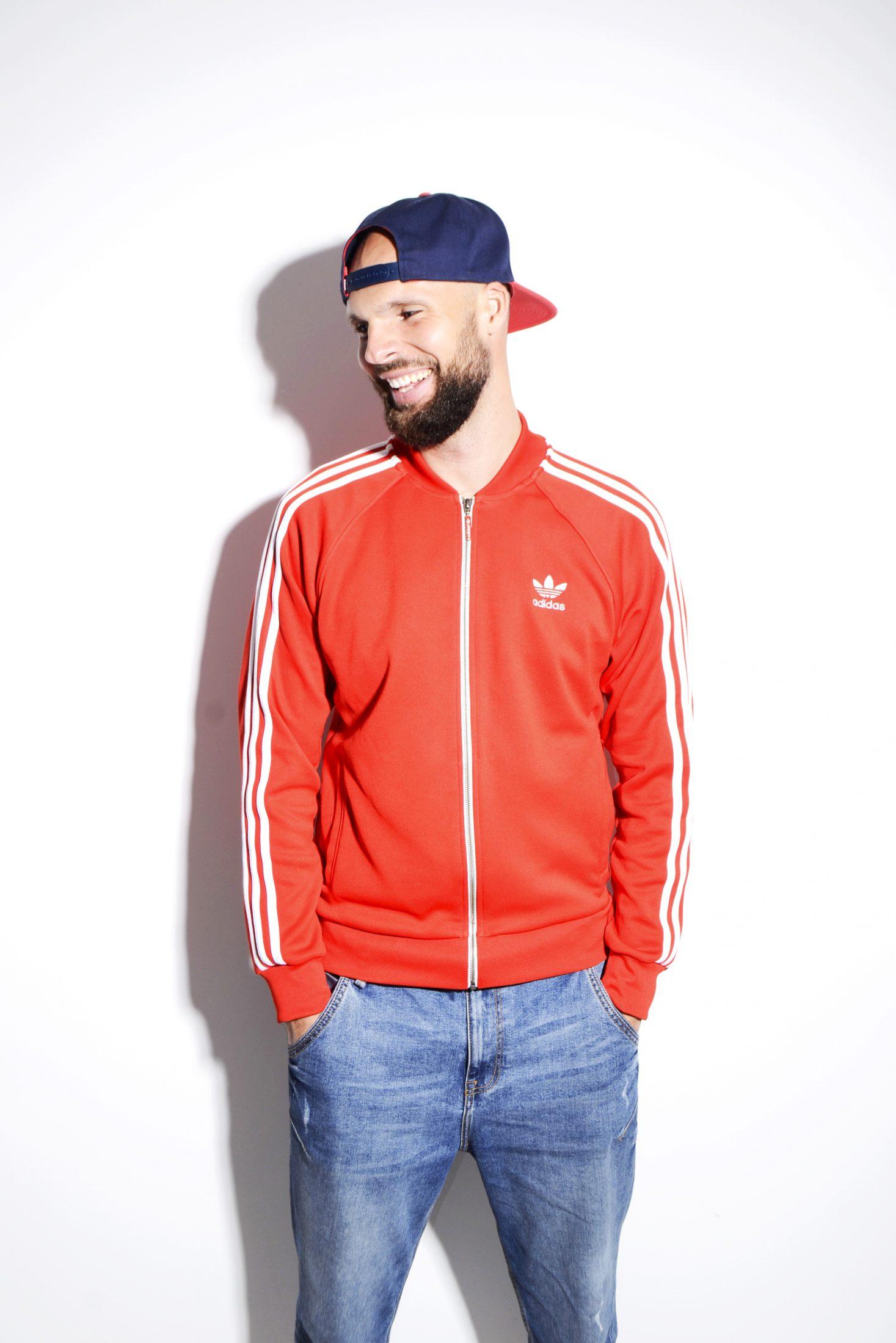 b89c52f2 Adidas Originals Superstar Track Jacket   HOT MILK vintage clothes ...