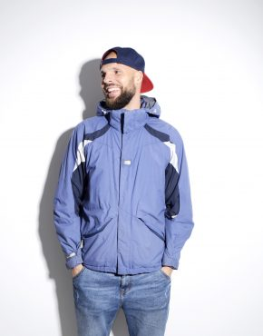HELLY HANSEN blue jacket
