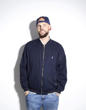 POLO RALPH LAUREN reversible bomber jacket