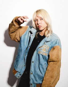 ARIZONA vintage denim jacket