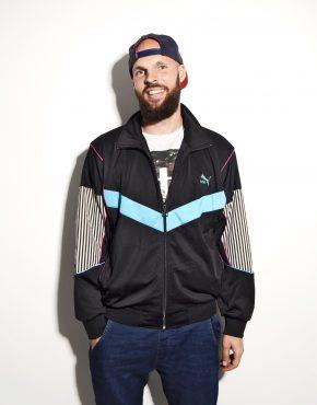 Puma 90s track jacket