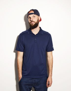 Nike golf polo shirt