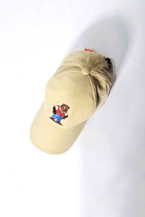 b784d98723e Vintage brown small baseball cap Vintage brown small baseball cap ...