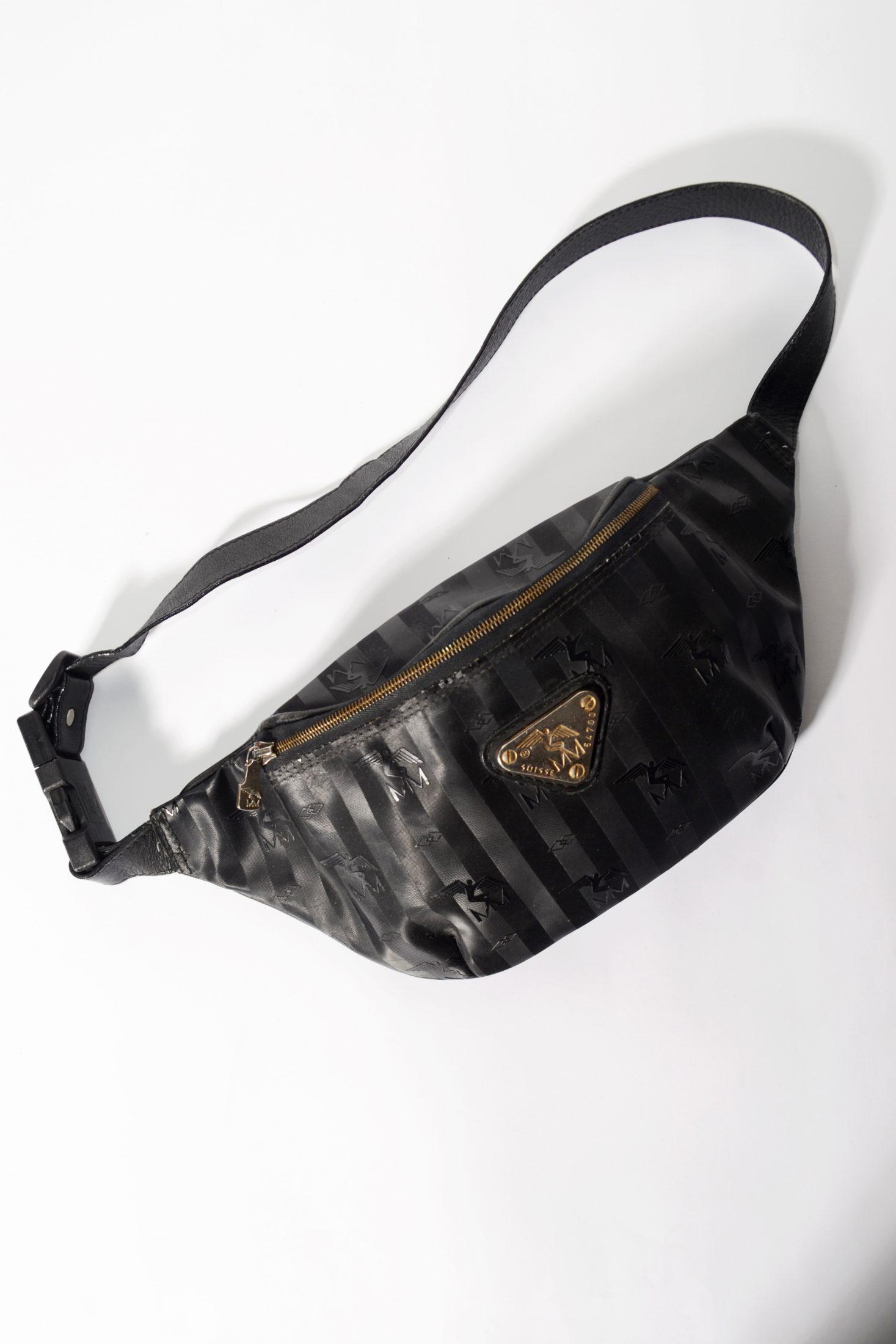 9bacc74418e Vintage Maison Mollerus Bum Bag   Vintage clothing online store in EU