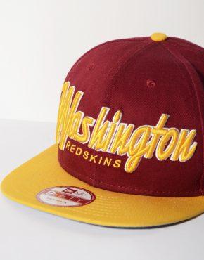 Washington Redskins snapback cap