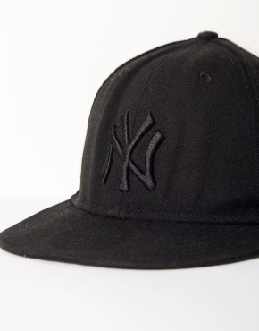 New York Yankees black full cap