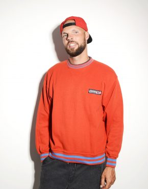 Reebok vintage red sweatshirt