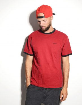 Reebok red t-shirt