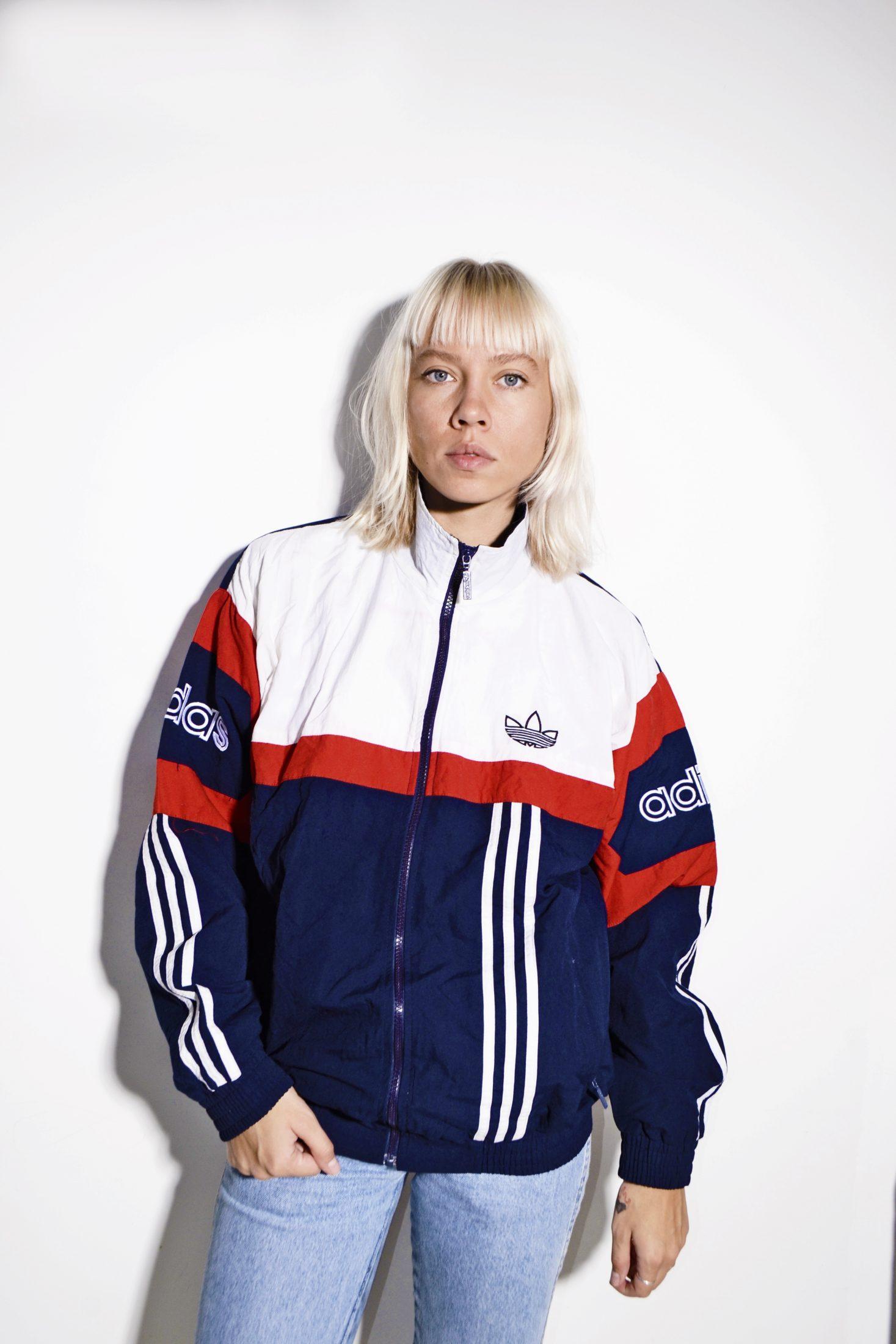 Adidas Originals vintage 90s jacket