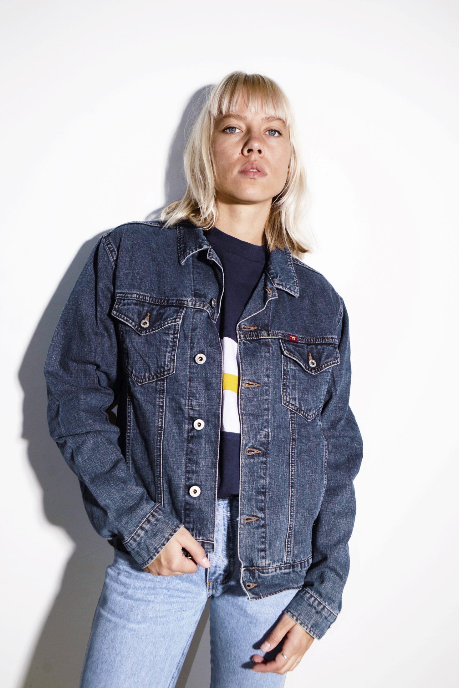 a6d2ea5e8 MUSTANG vintage denim jacket