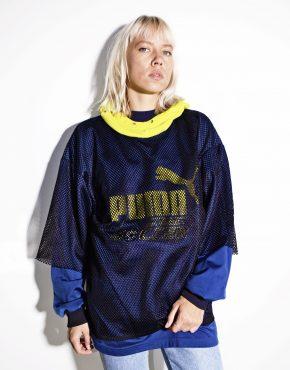 PUMA Old School hooded jacket