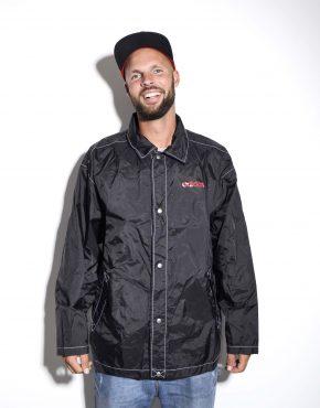 Adidas vintage jacket mens