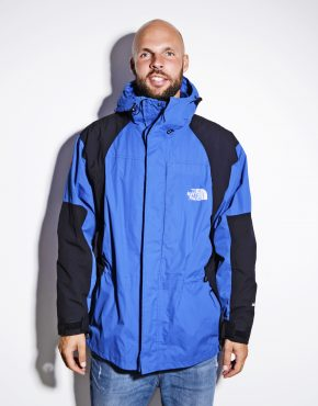 The North Face Gore-Tex shell jacket