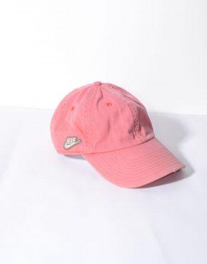Nike pink baseball cap