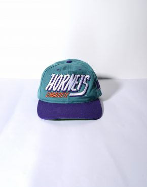 Charlotte Hornets throwback hat