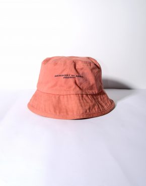 Reebok Cotton Bucket Pink Hat