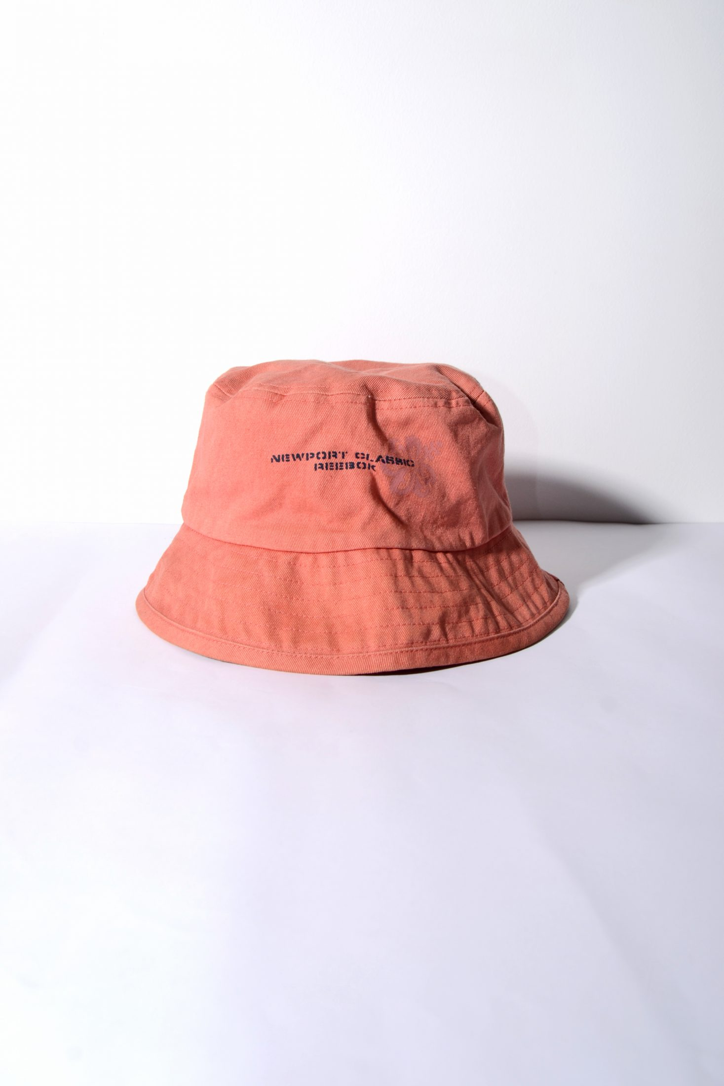 92d3709e Reebok Cotton Bucket Pink Hat | Vintage clothing online store in Europe