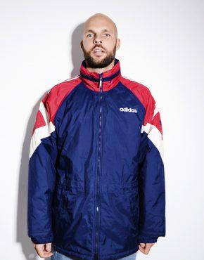 Adidas vintage shell jacket