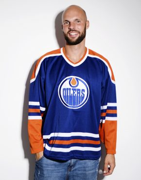 Edmonton Oilers Jersey NHL