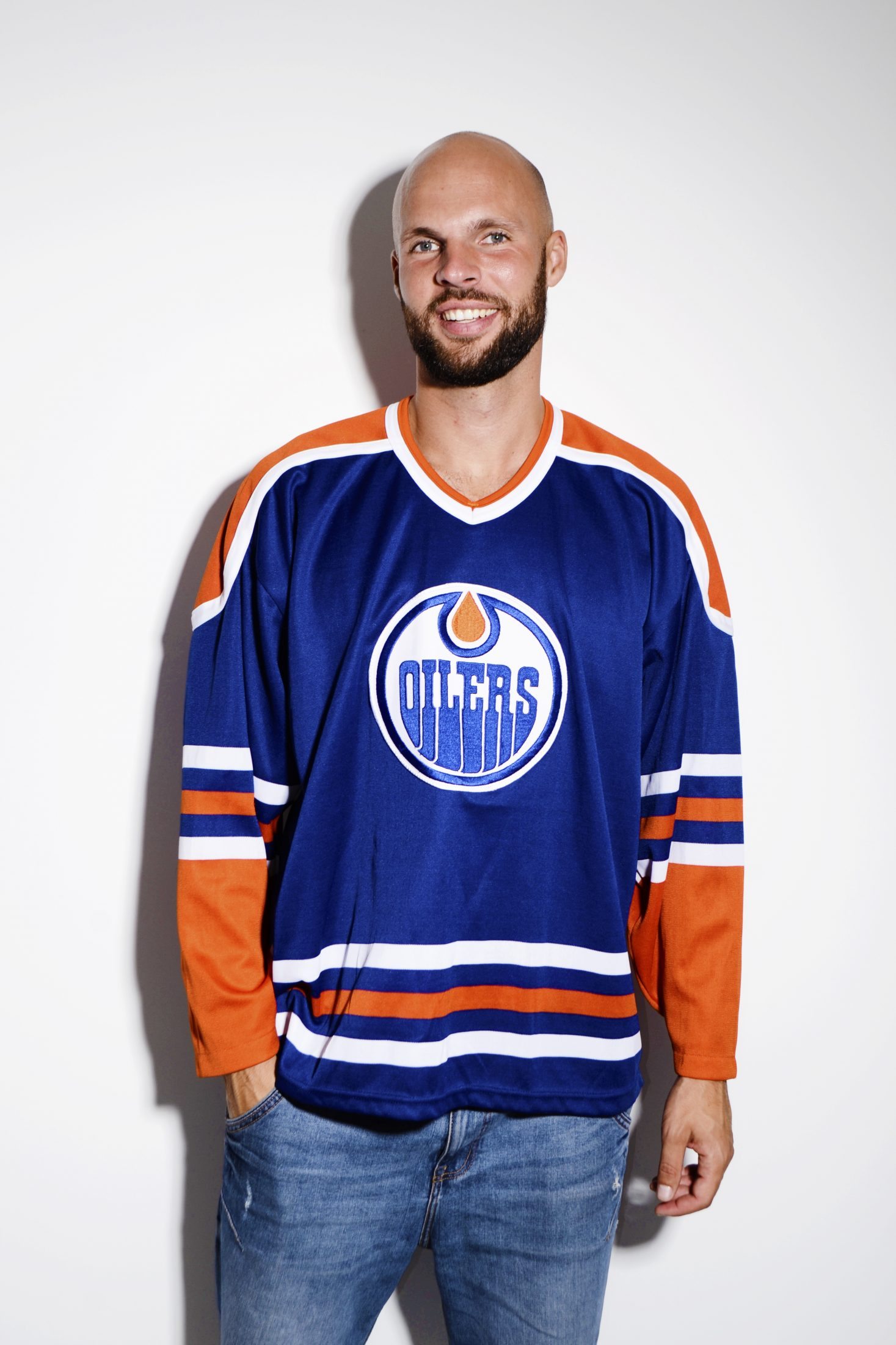 check out 5e88f 120f9 Edmonton Oilers Jersey NHL