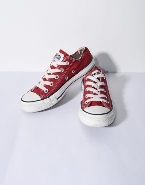 CONVERSE red womens shoes