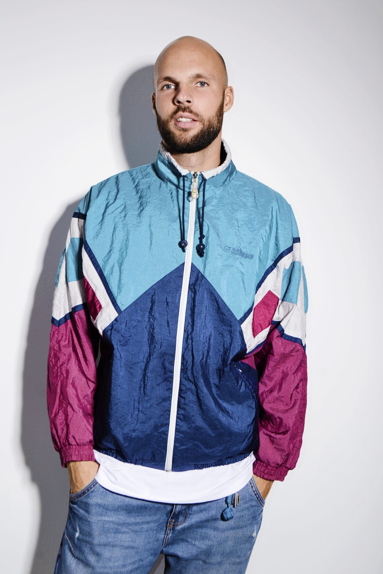 Out of stock. 80s vintage festival rave jacket 970e1c753
